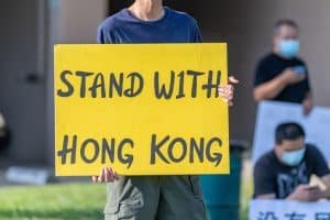 UK and Australia offer support to Hongkongers