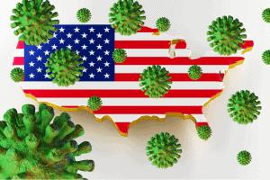 US reports new record one-day coronavirus cases