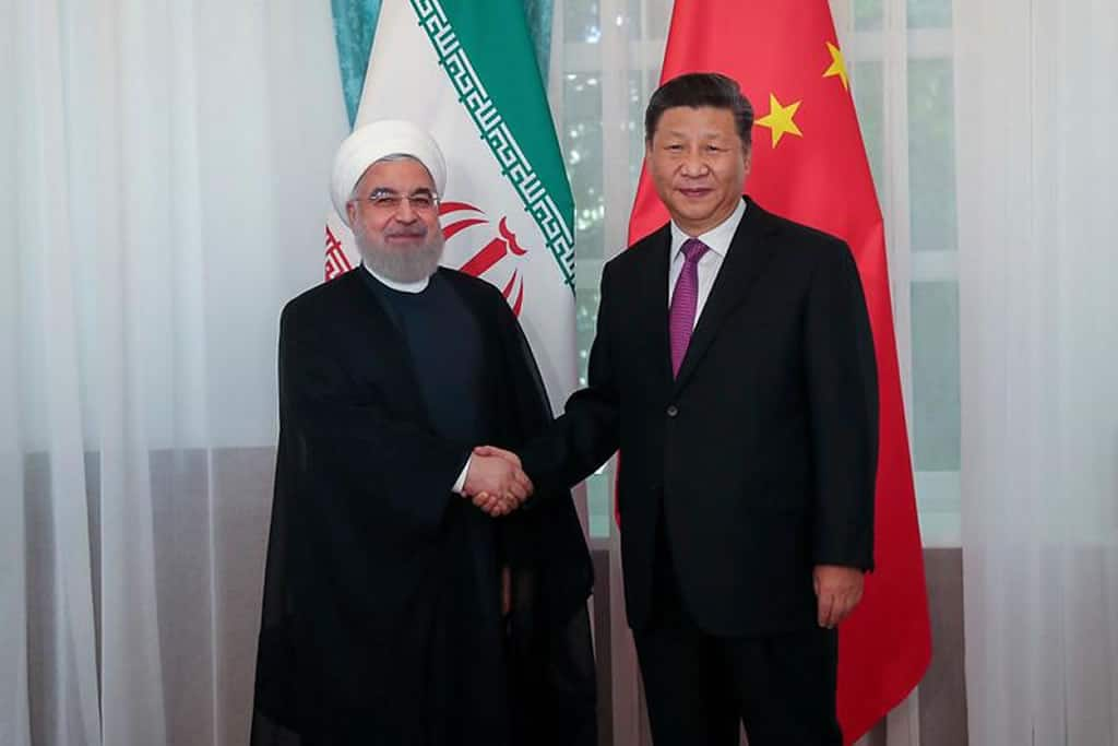 Why Is China Opting For Iran As Its New Strategic Partner?
