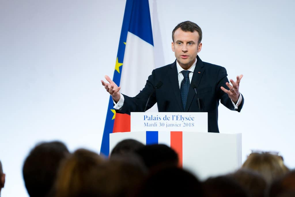 Lebanese Keen On French Governance In Their Land