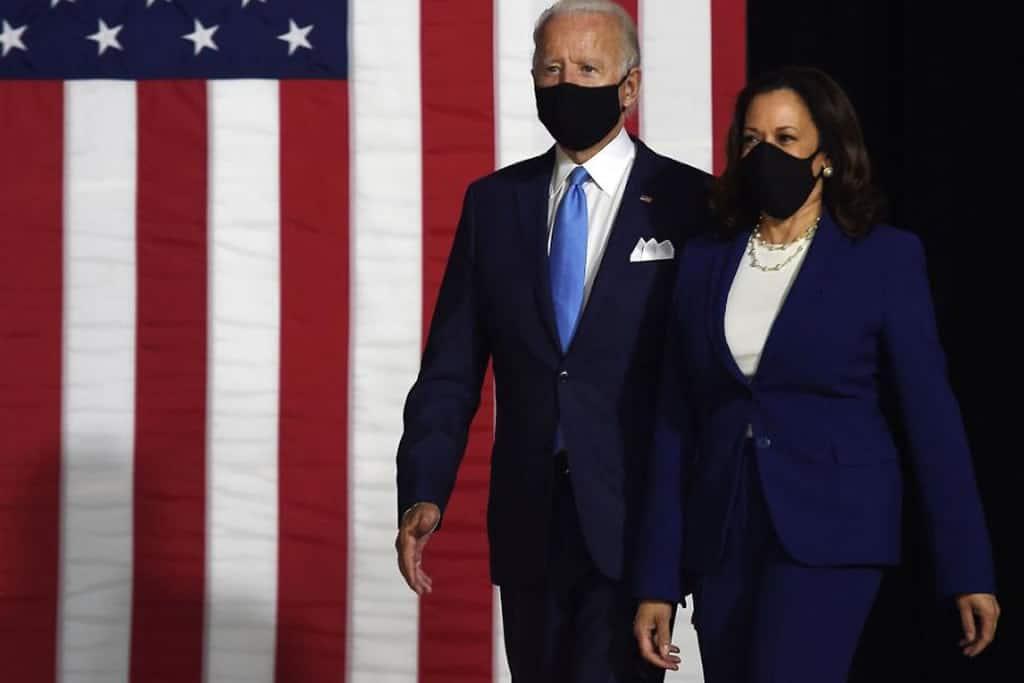 Joe Biden choose Kamala Harris as his deputy