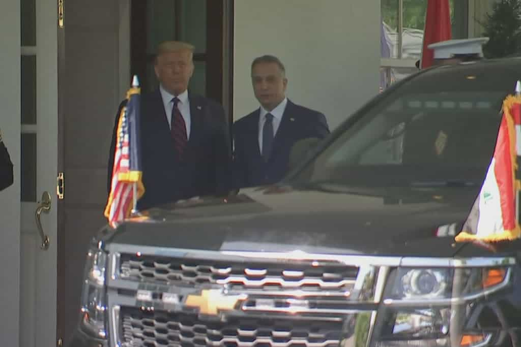 Iraq and the US reach a series of deals, today Kadhimi at the White House