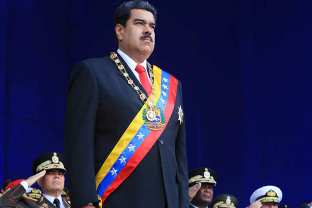 Under the cover of COVID, Maduro reasserts his authority