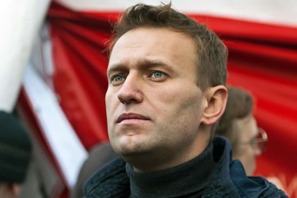America Chooses To Go Quiet Over Russian Transgression Against Navalny
