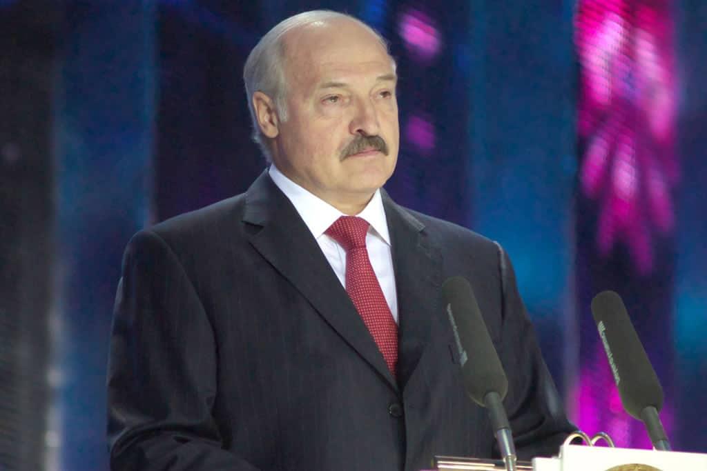 EU refuses to recognise Lukashenko