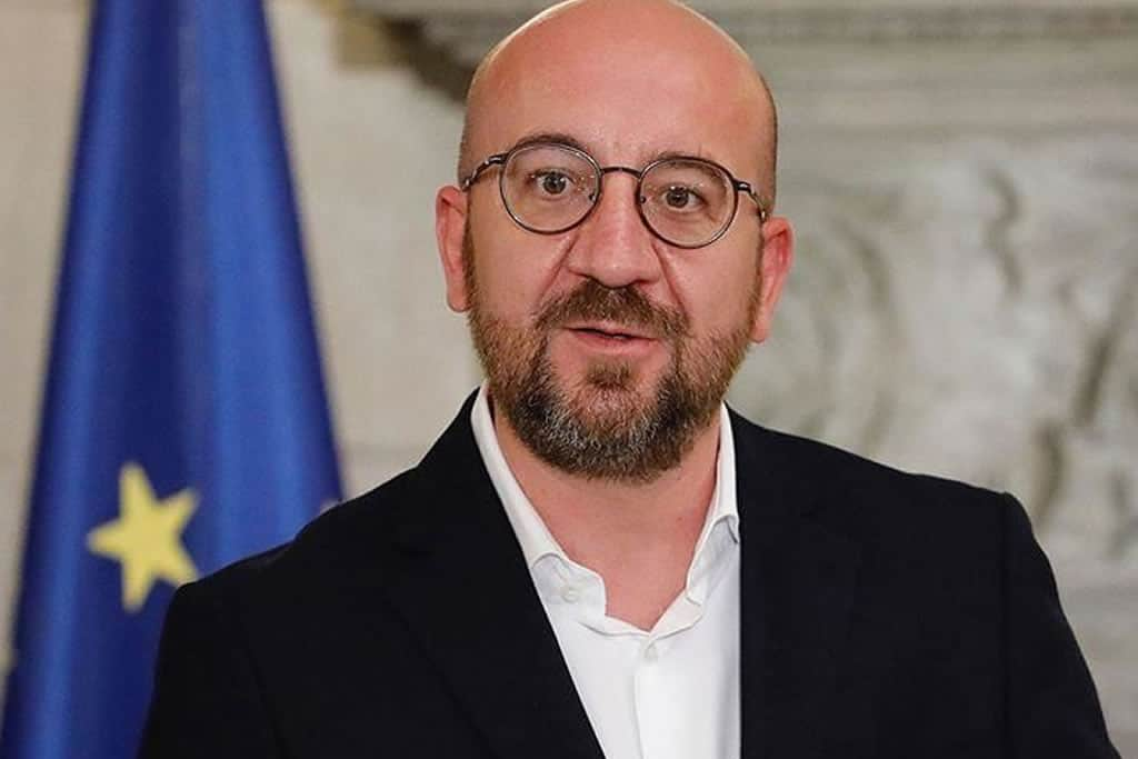 'Strategic autonomy for Europe, the aim of our generation,' the EU President Charles Michel vision