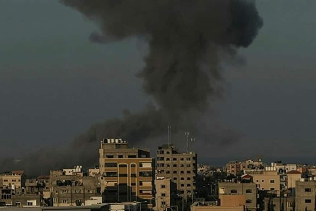 Hamas calls an end to days of violence after new deal