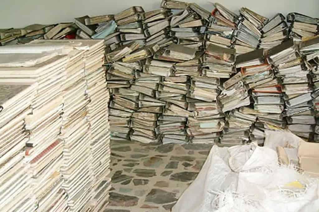 Saddam-era documents make a contentious return to Iraq