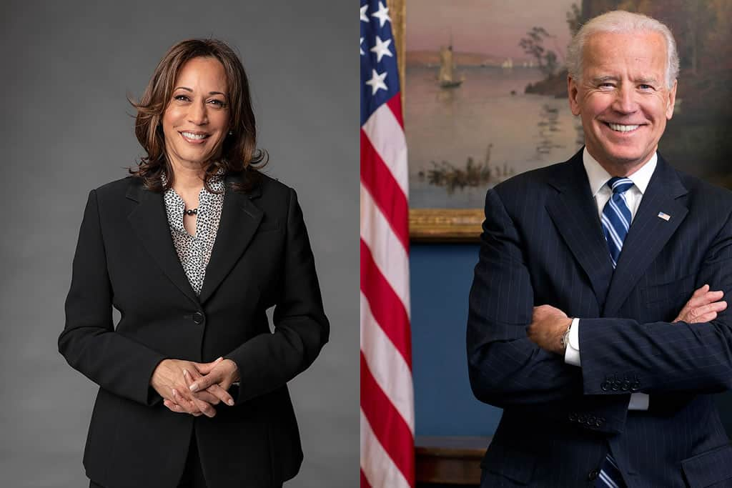 United States, Biden and Harris lead in the polls by ten points