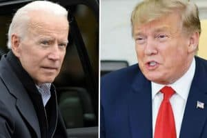 USA 2020 Rasmussen poll: Trump ahead of Biden, even the economy is better