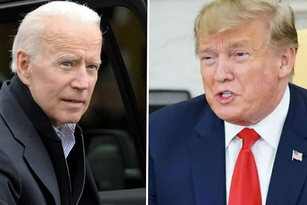 USA 2020 Rasmussen poll: Trump ahead of Biden, even the economy is better