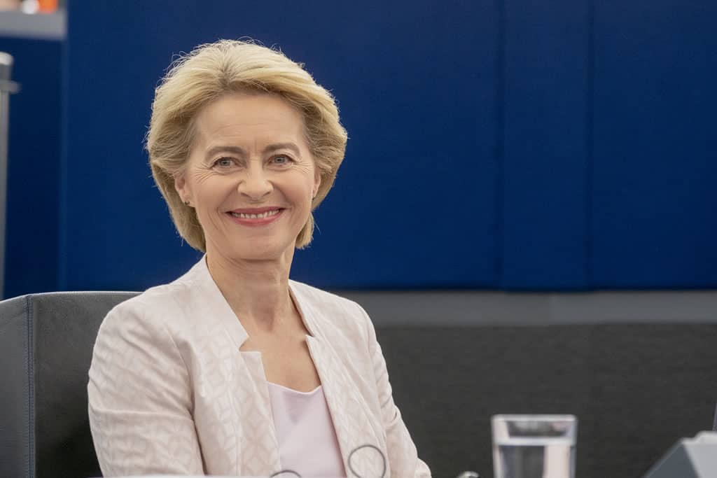 Ursula von der Leyen outlines her vision for the EU in her first State of the Union speech