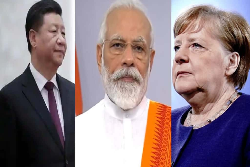 EU's differences with China over trade, human rights and democracy make it shift towards Indo-Pacific region