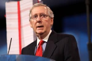 Senate majority leader McConnell assures of orderly transition of power on January 20, 2021