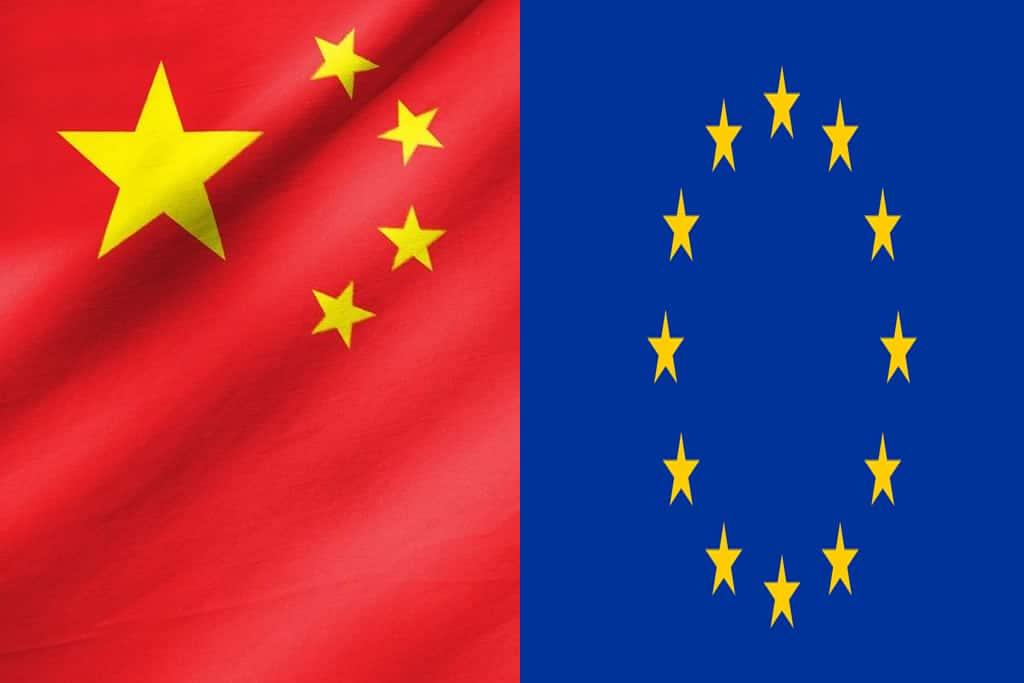 China joins EU climate efforts
