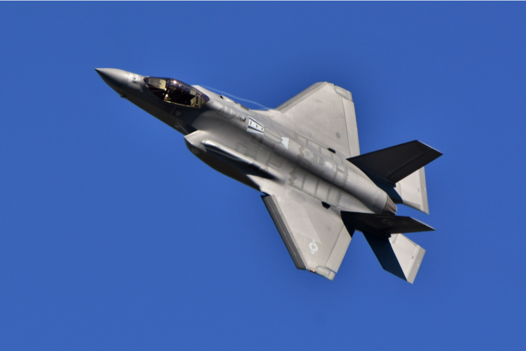 White House plans to sell 50 F-35 jets to the UAE following a deal with Israel