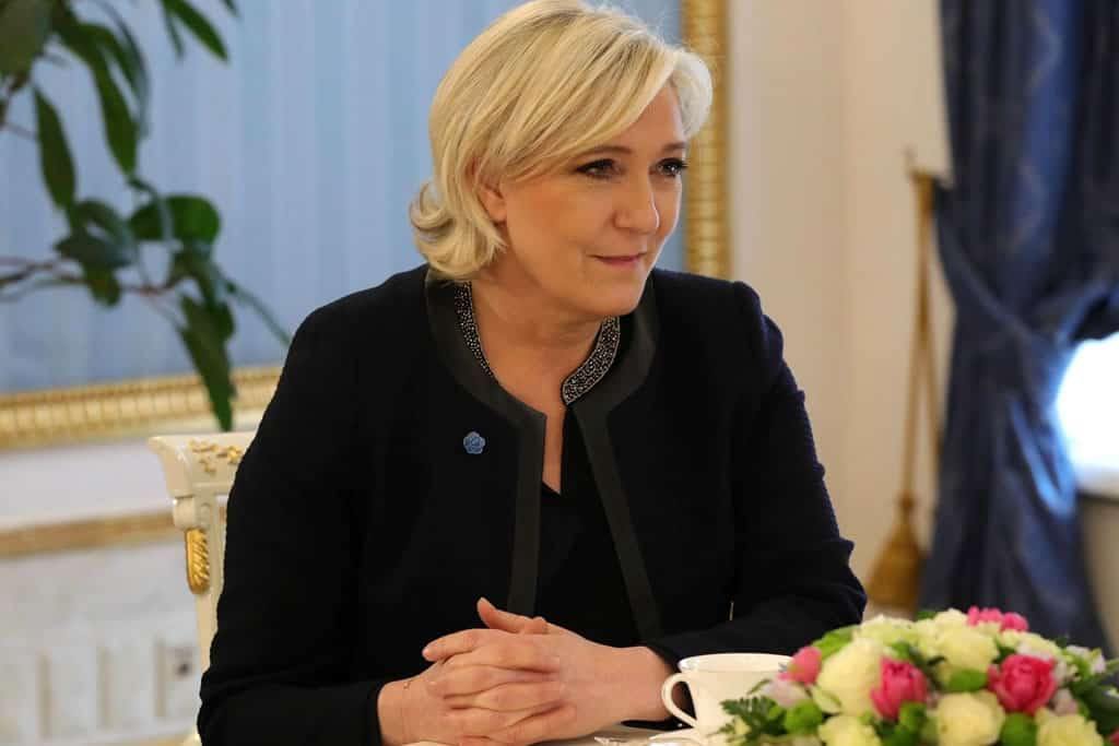 France's political far-right stirs to life with teacher's beheading