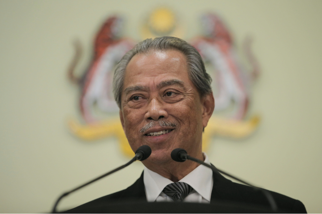 Malaysian PM Muhyiddin gains key ally's support amid crisis