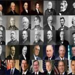 From Washington to Trump, all the presidents of the US