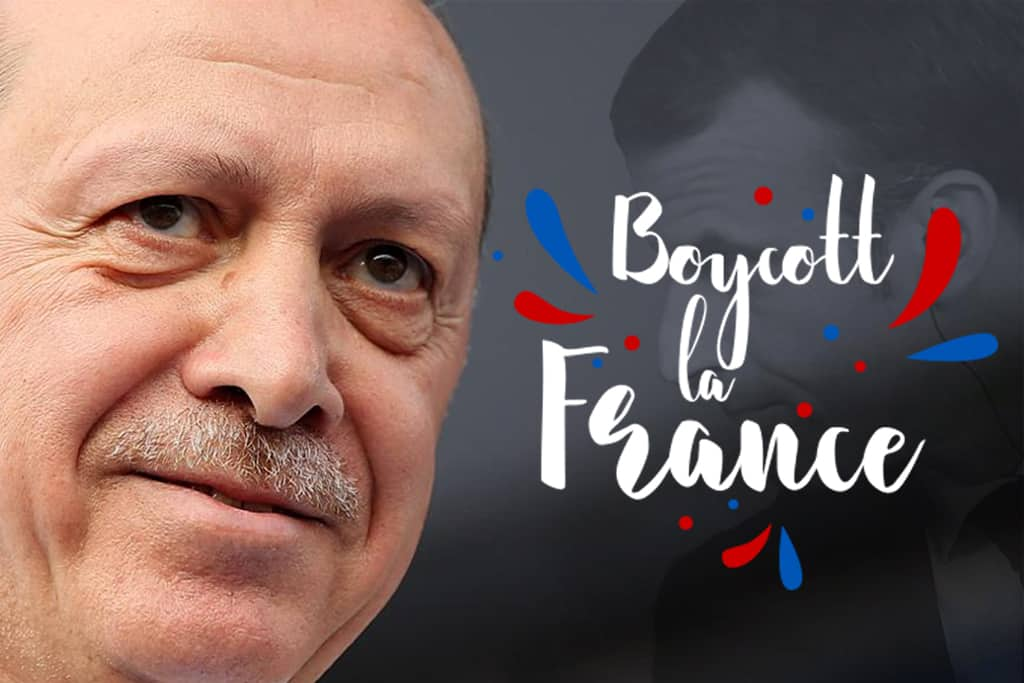 France and Turkey at cross-wire: Macron's strict stance against radical Islam makes Erdogan retaliate