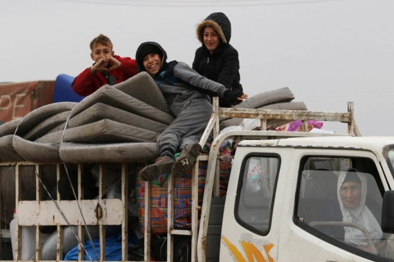 Iraq continues shutting down camps leaving people homeless