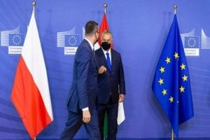 EU Bloc Delays Recovery Fund Under Veto From Hungary Poland