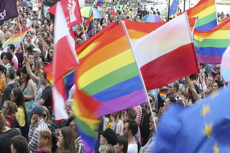 European Commission Finds It Tough To Get Poland and Hungary To Toe The Line Over LGBTQ Equal Rights