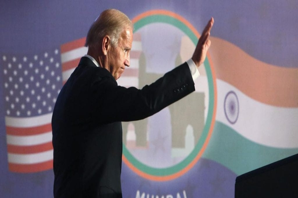 What will the future of India-US relations be during Biden's Presidency?