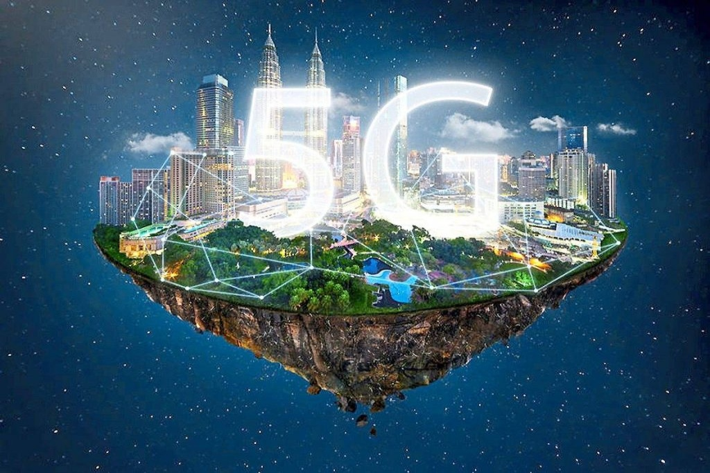 5G network, and how it affects geopolitics of technology