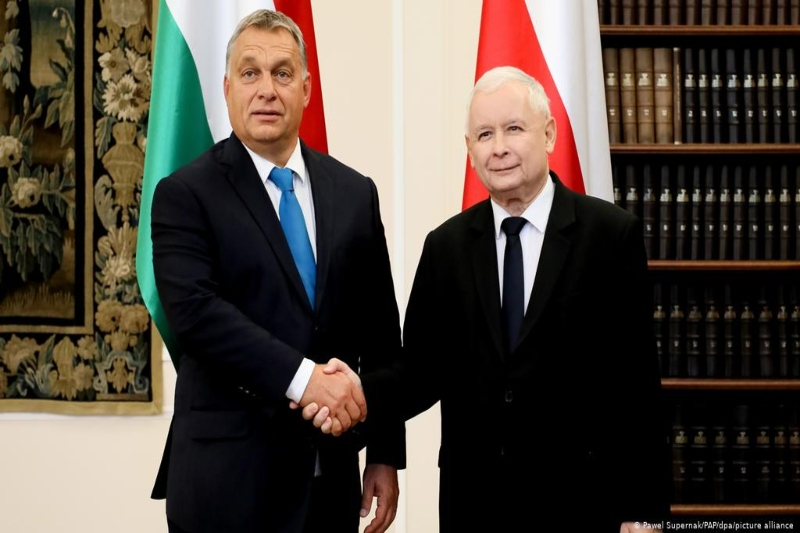 Hungary Poland Might Delay Post Pandemic Recovery Aid