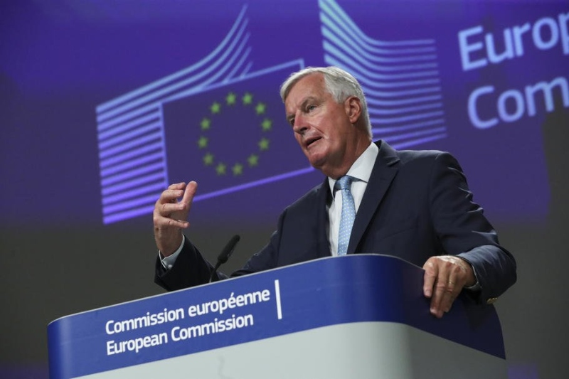 EU says Britain wasting time as deadline nears for Brexit trade deal11 - Home