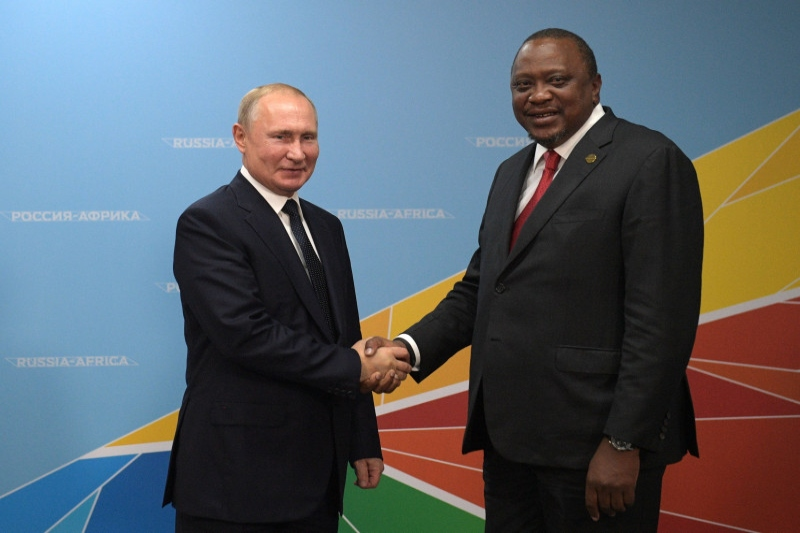 Russia Expands Power Portfolio Into African Continent