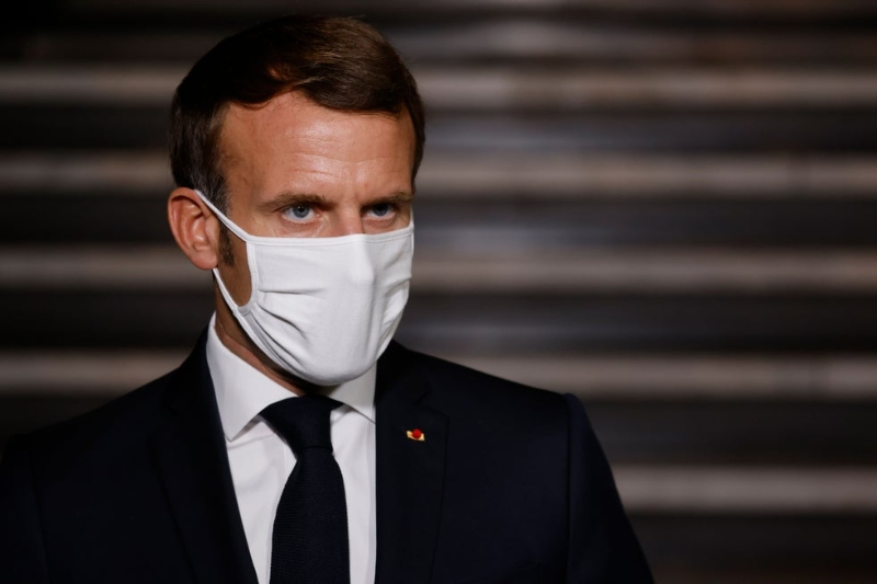 Macron to form a council of Imams
