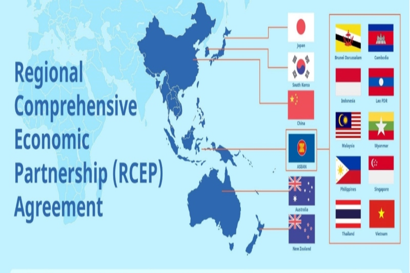 RCEP, the largest trade agreement in the world has born