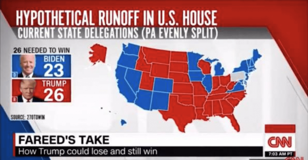 Screenshot 2020 11 30 at 11.19.21 AM 1024x533 - CNN Video surfaces on possible path for Trump 2020 win