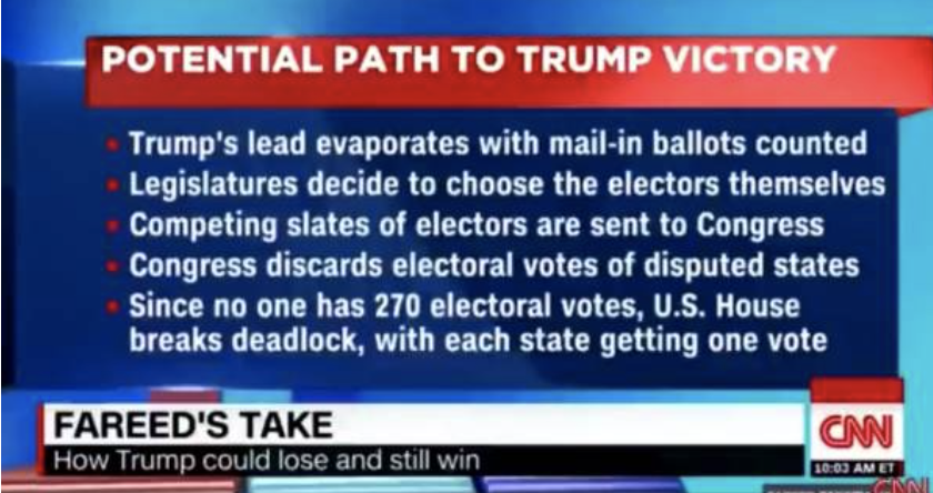 Screenshot 2020 11 30 at 11.19.31 AM - CNN Video surfaces on possible path for Trump 2020 win