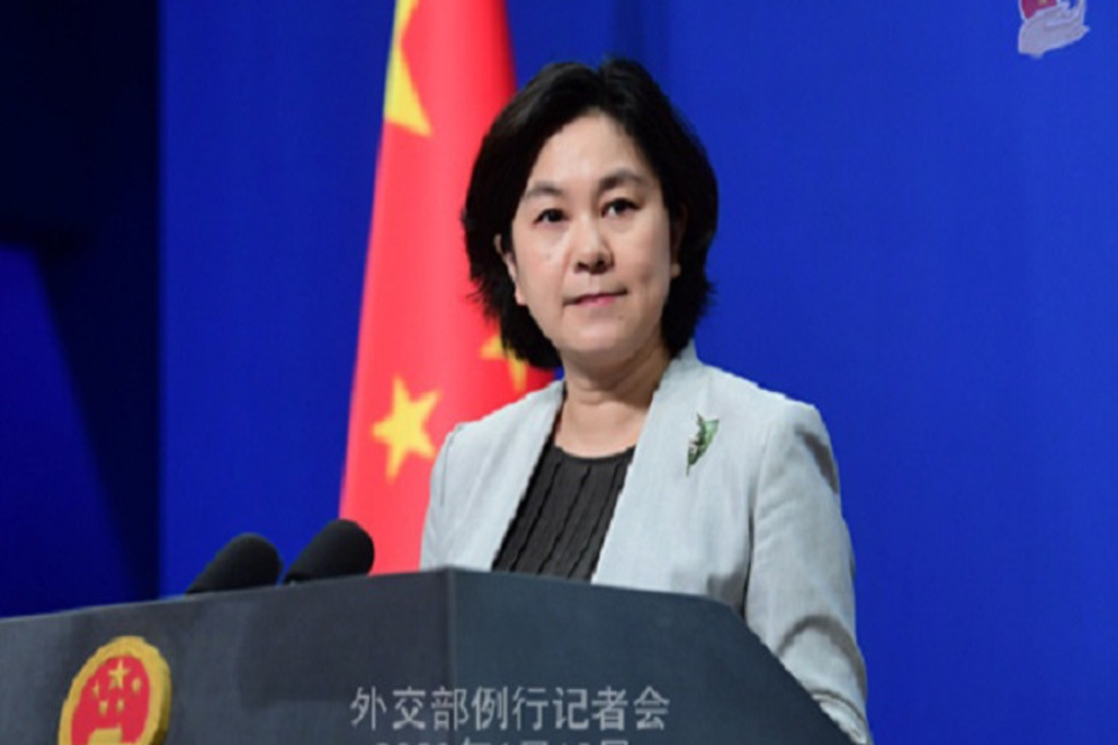 Washington denounces China's new law and the expelling of opposition lawmakers