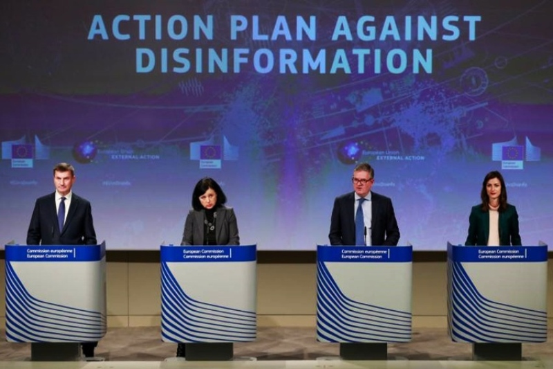 EU Commission promotes Spain's action plan against fake news