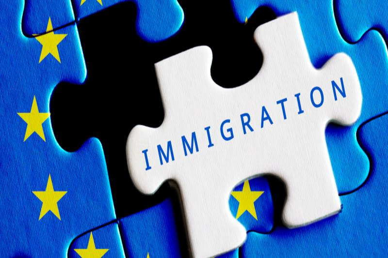 What will the European Union decide on immigration?