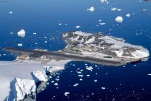 Coronavirus lands in Antarctica