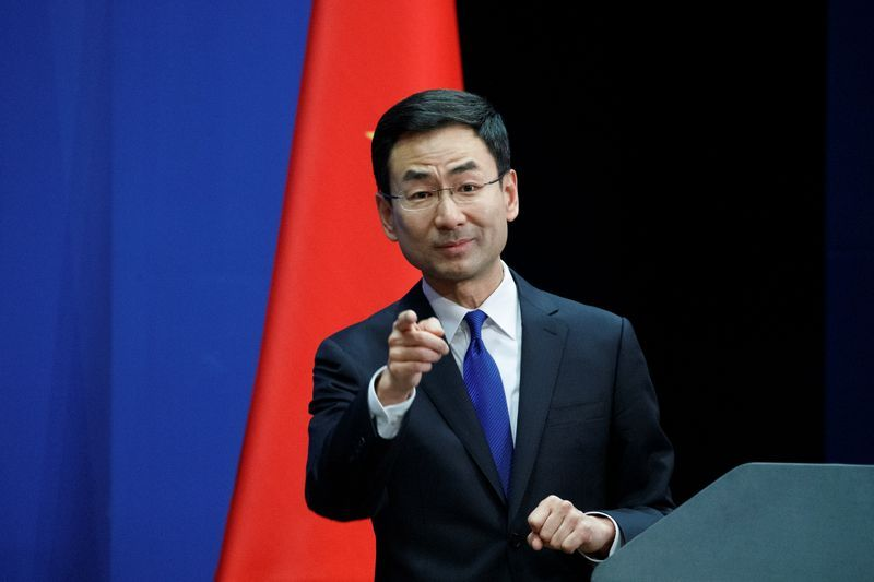 China Finds Right Moment To Get Back At Germany At UN Security Council Meeting