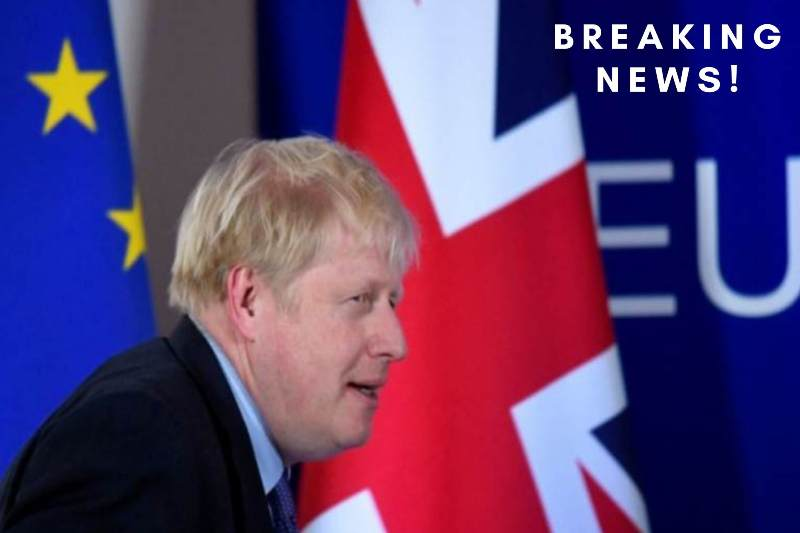 Johnson urges businesses to prepare for no-deal Brexit scenario