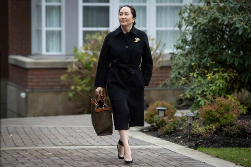 United States continues talks to resolve Huawei CFO's release from Canada