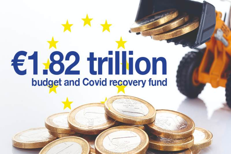 With deadlock resolved, bloc breaks the stalemate with EU budget and Covid-recovery fund