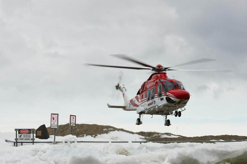 Antarctica rescue mission: China and US's five day operation rescues sick Australian