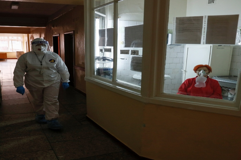 Ukraine stuck in vaccine geopolitics amid coronavirus pandemic