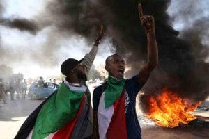 Ethiopia Plays Double Game Sudan Protests