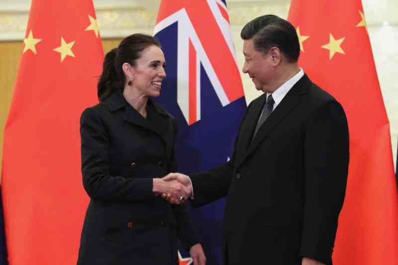NZ's trade minister advises Australia to show more respect while dealing with China
