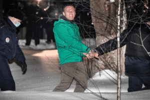 jailed Navalny to Putin