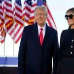 """Trump in his final farewell: """"It's been an honor and we will be back In some form"""""""